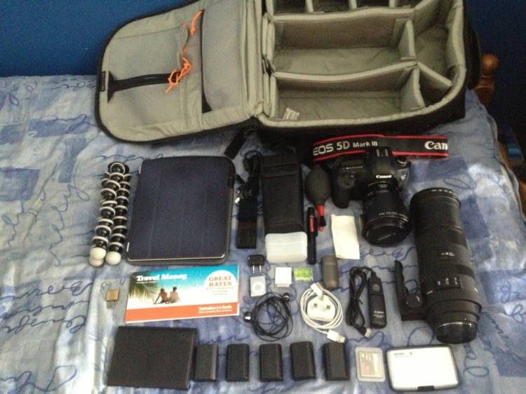 Camera Equipment and Gadgets