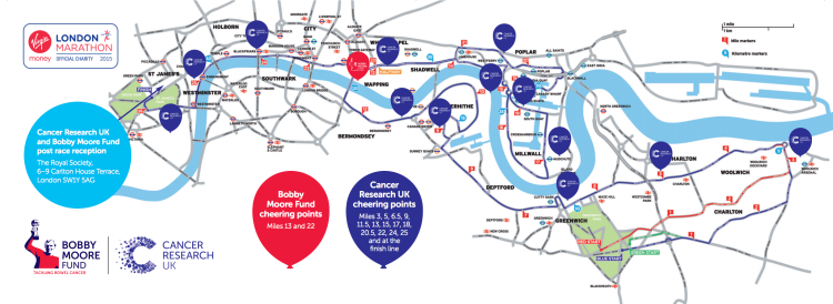 VMLM 2015 Route
